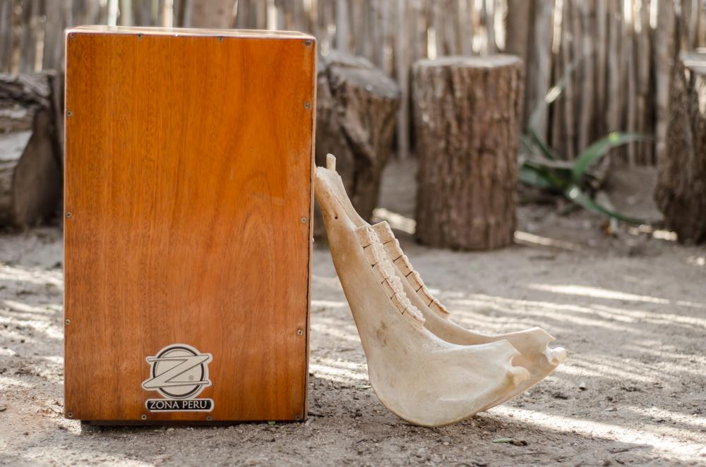 Ritmos Negros Del Perú Instrumentos